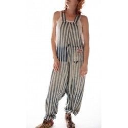 salopette Gus Overalls in Big Hickory