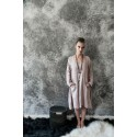 dress Natural romantic in Rose Linen
