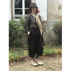 pantalon Laurel in Sable