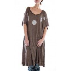 dress Moon Beau in Umber