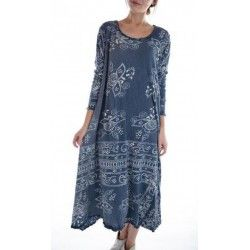 dress Bali Dylan in Indigo