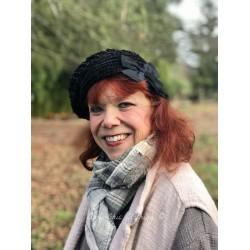 bonnet ANNABETH noir