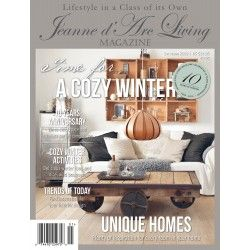 magazine Jeanne d'Arc Living – EN January 2019