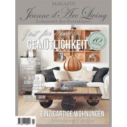 magazine Jeanne d'Arc Living – DE January 2019