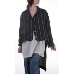 coat Sidra Tuxedo in Winston