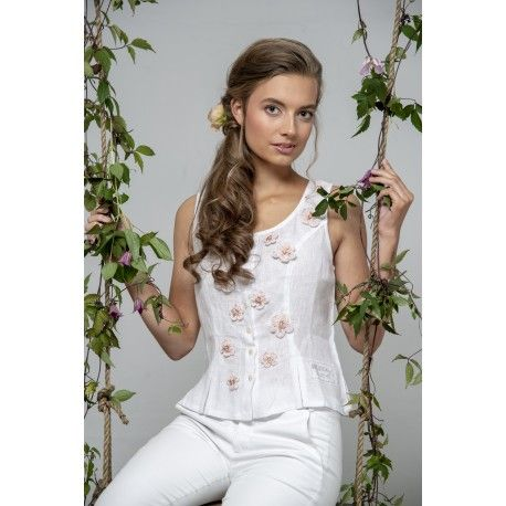top Bohemian past in White Linen