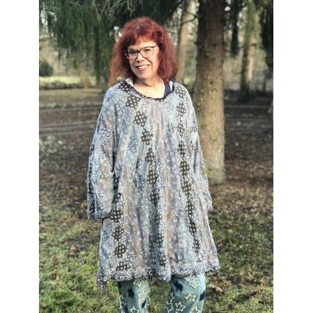 pullover Francis in Etty and Molly Magnolia Pearl - 1