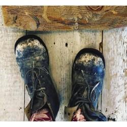 shoes Bojangles black