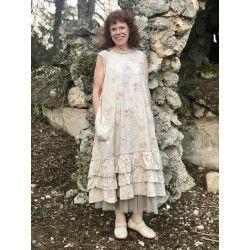 robe JADE coton fleurs