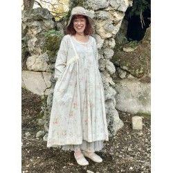 robe NOA coton fleurs