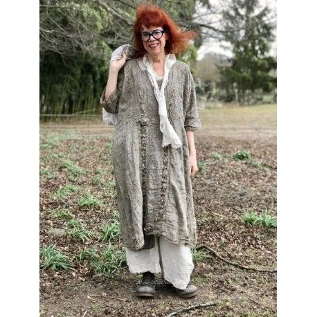 dress Coronado in Clay
