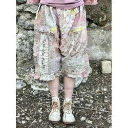 pantalon Routhie in Wildflower Quilt
