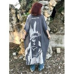 robe Geronimo Veda Kaftan in Ozzy