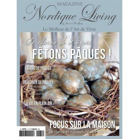 revue Jeanne d'Arc Living – FR Avril 2019
