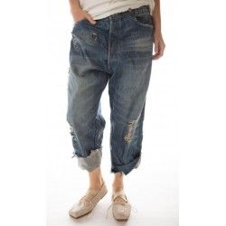 jean's Miner Denims NV in Indigo