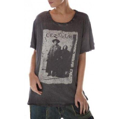 T-shirt Geronimo Azul in Ozzy