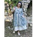 robe Coronado in Indigo