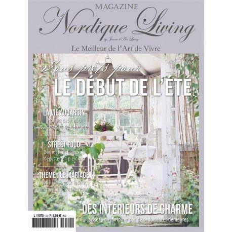 revue Jeanne d'Arc Living – FR Mai 2019