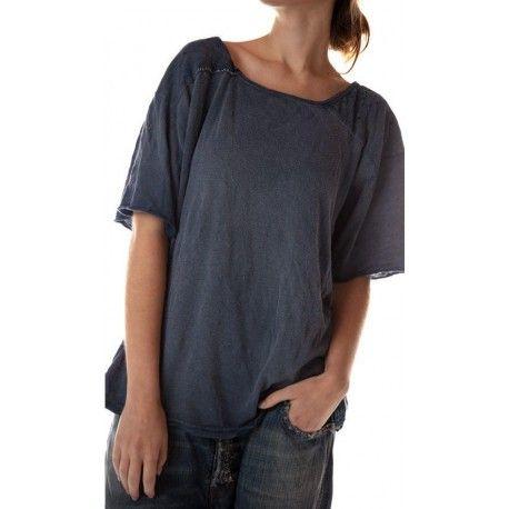 T-shirt Rocky Mountain in Faded Boro