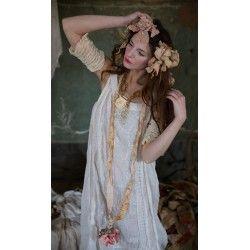 robe Ramie Anna Cecilie in True