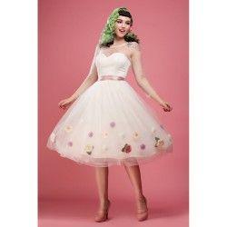 dress Flora Cream