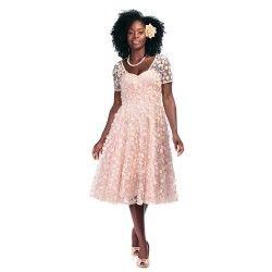 dress Nina Blossom Collectif - 1