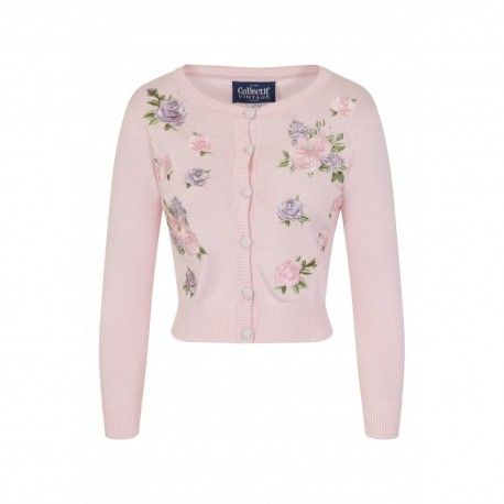 cardigan Abigail English Garden