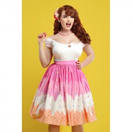 skirt Jasmine Ice-Cream