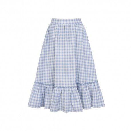 skirt Katherine Vintage Gingham
