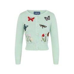 cardigan Abigail Butterfly