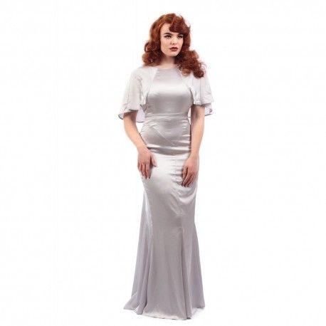 maxi dress Martine Silver