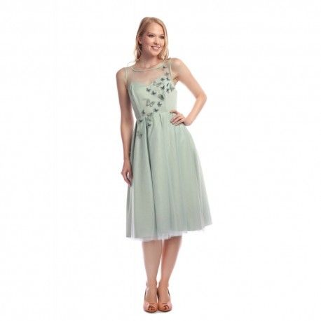 dress Tiana Butterfly