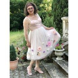 robe Flora Rose