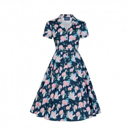 dress Caterina Pretty Floral