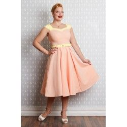 dress Merryweather Peach