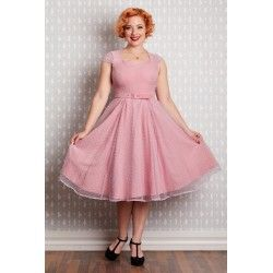 robe Celia Blush