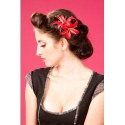 pince à cheveux Destinee Red Miss Candyfloss - 1
