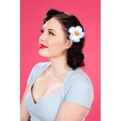 pince à cheveux Ema Light blue Miss Candyfloss - 1