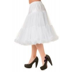 "petticoat Lifeforms 26"" SBN236 White"