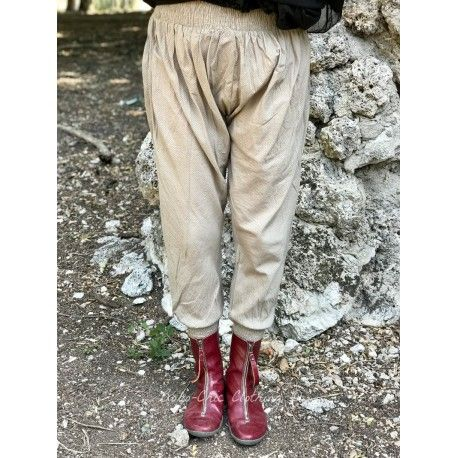 panty FANFAN striped linden cotton