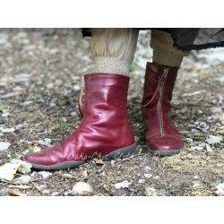 boots MONDAY fuxia