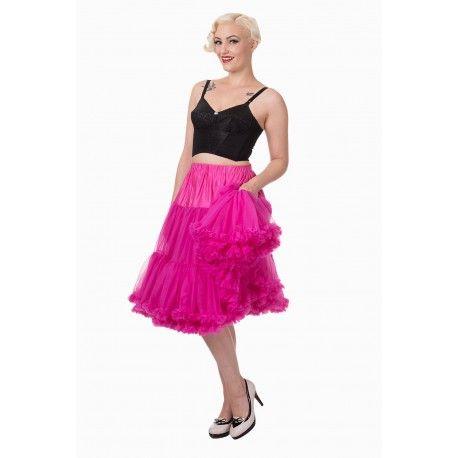petticoat Lifeforms Hot pink