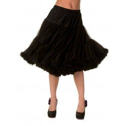 "petticoat Lifeforms 26"" SBN236 Black"