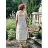 robe Halsey in Moonlight Magnolia Pearl - 16
