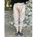 panty FANFAN pink beige striped cotton