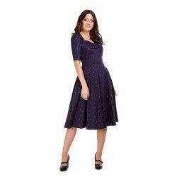 robe Dolores Coccinelles