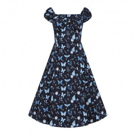 robe Dolores Papillons de nuit