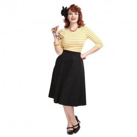 skirt Cassie Black