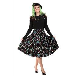 skirt Matilde In Wonderland Collectif - 1