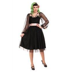 robe Aurora Black
